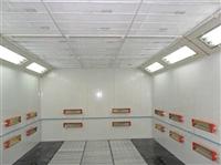 山东厂家直销家具烤漆房,无尘烤漆房