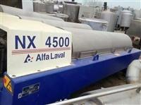 转让海申出厂的430型二手离心机 二手沉降下卸料离心机