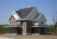 江西二層輕鋼別墅每平方多少錢