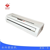 惠州壁挂机  壁挂式风机盘管 1020风量走水壁挂式机现货