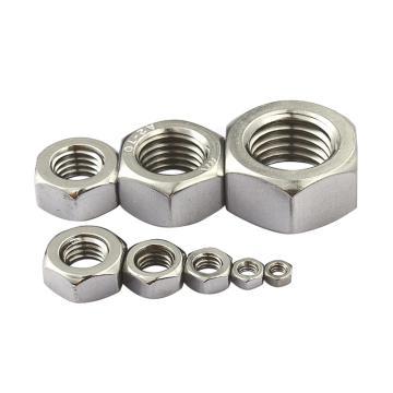 六角反牙螺母,M10,不锈钢A2/SUS304,100个/包