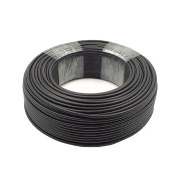 新昕 单芯阻燃交联聚乙烯绝缘钢带铠装聚氯乙烯护套电力电缆 ZC-YJV62-0.6/1.0KV, 10X1(每芯BVR10mm2)
