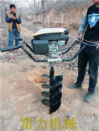 郑州植树挖坑机信赖雷力便宜