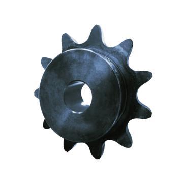 正盟  80B碳钢链轮  轴孔加工完成  DL80B21-N-28