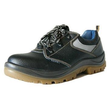 赛纳,透气低帮牛皮安全鞋,防砸防穿刺防静电,47,GL-0551-S1P(同型号最小起订量10双)