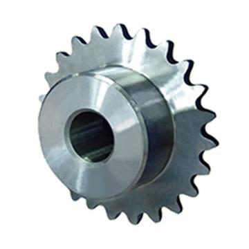 正盟  25B碳钢链轮  标准底孔  DL25B35-S-10