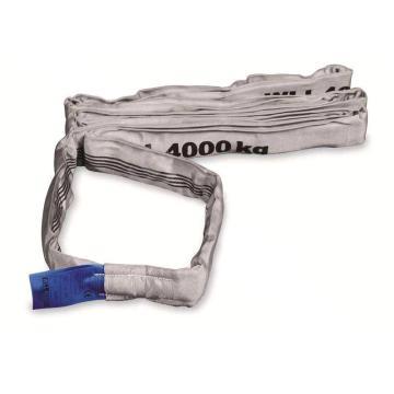 圆吊带,圆形吊装带, 4T×10m 灰色