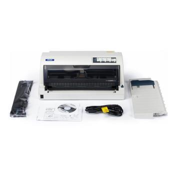 爱普生针式打印机,LQ-680KII(24针,106列,平推,1+6联拷贝)(高效型票据)