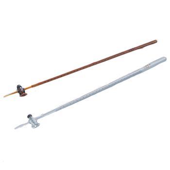 进口滴定管,白色(玻璃阀),100ml