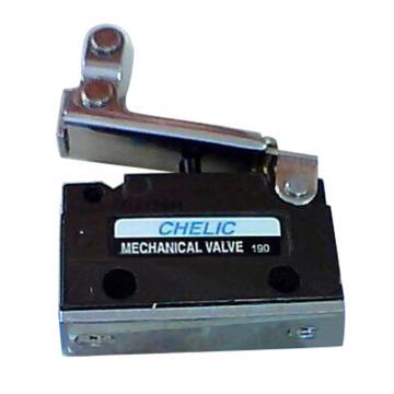 气立可机械阀,横向配管附法兰座,单边滚轮型,MV-15-F-03