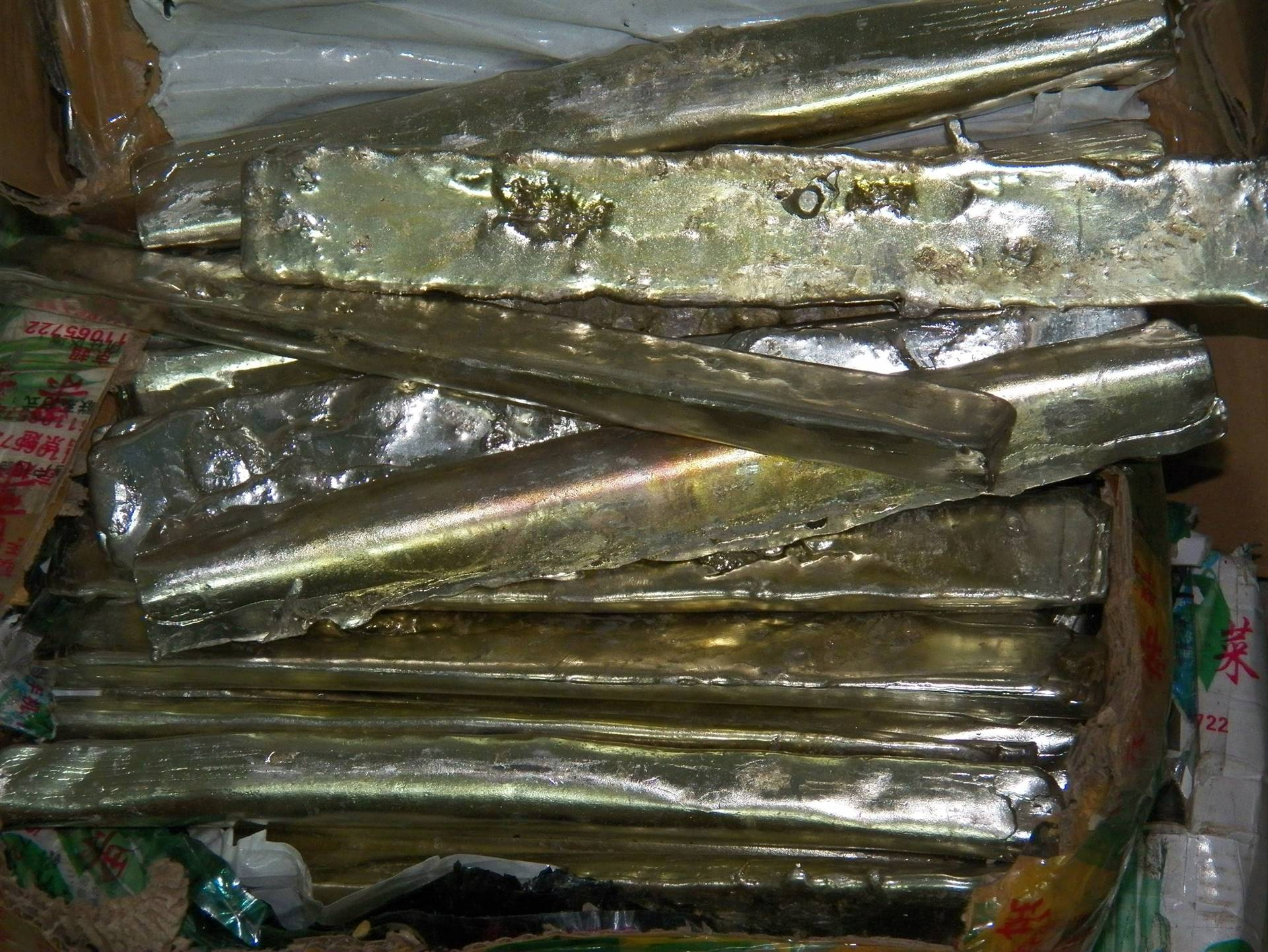 回收废锡厂家收购废锡