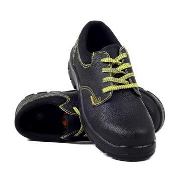 羿科 时尚款低帮安全鞋,防砸防刺穿防静电,45,60718104