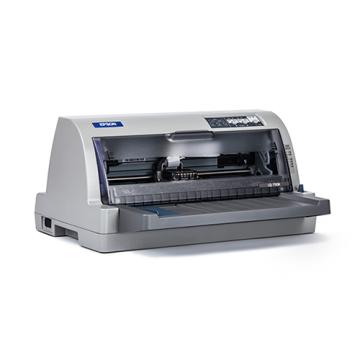 爱普生平推型针式打印机,LQ-730K(24针,80列,平推,1+6联拷贝)(针打全能)