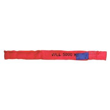 圆吊带,圆形吊装带, 5T×10m 红色