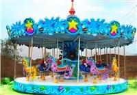 豪華轉馬,簡易轉馬,旋轉木馬,公園兒童遊樂設備