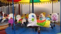 旋轉木馬,簡易轉馬,豪華轉馬,室外兒童遊樂設備廠