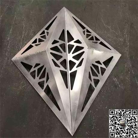 铝单板幕墙厂家供应-造型定制铝单板-欧百得