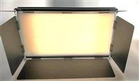 200瓦演播室led平板柔光灯,200瓦led影视平板柔光灯,led远程荧