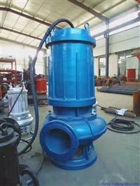 噪音低潜水排污泵厂家