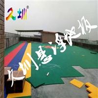 河北幼儿园耐磨悬浮拼装地板厂家