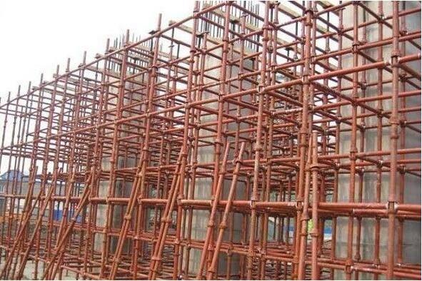深圳市程峰建筑工程有限公司 新闻资讯 深圳脚手架施工搭建中重要步骤