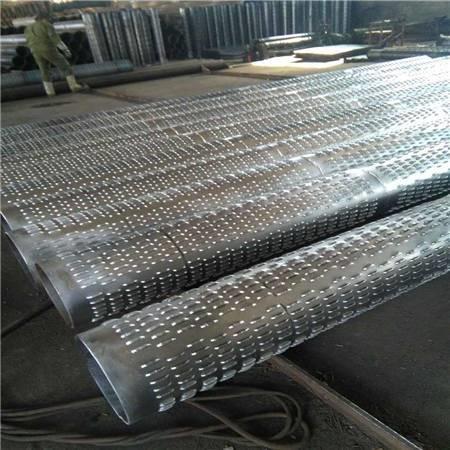 dn200-300-400镀锌滤水管现货销售量大优惠