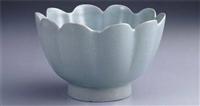 漢斯德拍賣有限公司 征集汝窯蓮花口碗