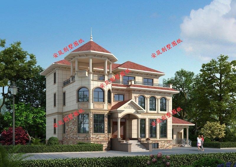 首页 湖南安筑建筑设计有限公司 新闻资讯 新中式风格的别墅户型图