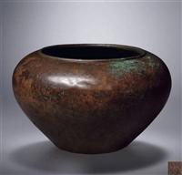 缽式大銅香爐怎么計算價格