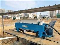 移動打樁泥漿處理設備