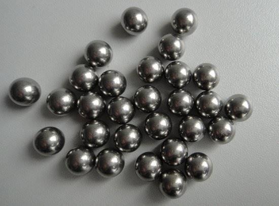 高密度�u��F合金6毫米�u球