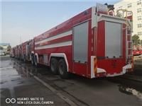 宁夏重汽8吨森林消防车