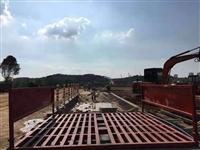 广东广州海珠工地洗轮机行业报价,工地洗轮机