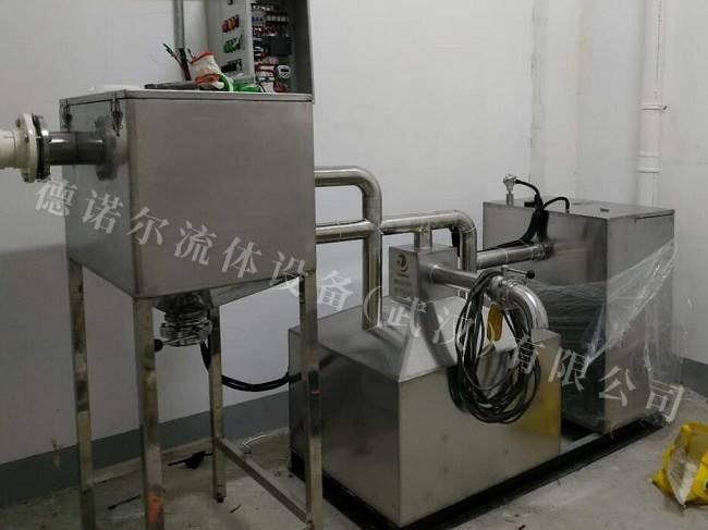 长沙 火锅店用的油水分离器 带加热功能