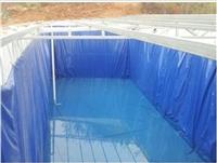 福建漳州養殖對蝦帆布水池 小龍蝦帆布池 篷布池
