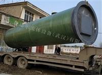 新农村 污水处理一体化预制泵站 作用