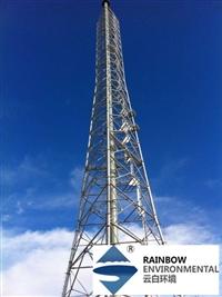 云白环境塔架式钢烟囱
