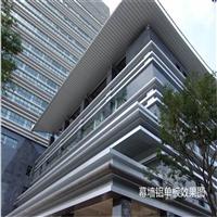 银行门头铝单板 氟碳铝单板幕墙
