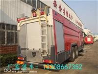 阳江重汽14吨救火车排名