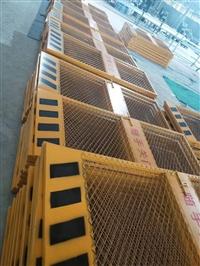 南宁电梯井口安全门,南宁基坑临边防护网,广西施工警示护栏