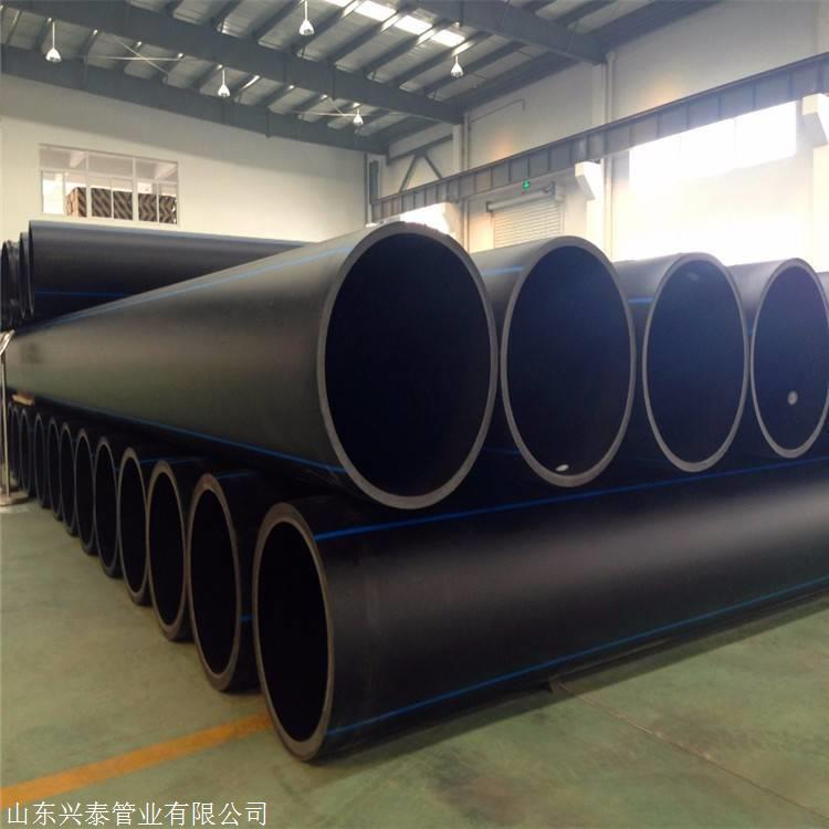 山东PVC给水管pedn250顶管牵引头