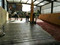 桂林彩色防滑地坪地面