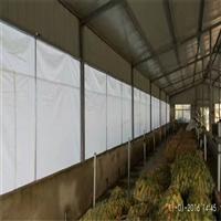 养殖场卷帘帆布 养殖设备卷帘机 猪场专用卷帘篷布