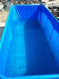 定做帆布水池,大型篷布水池 帆布游泳池 生产厂家批发定做