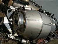濟寧廠家直供二手理瓶機 二手蒸發設備