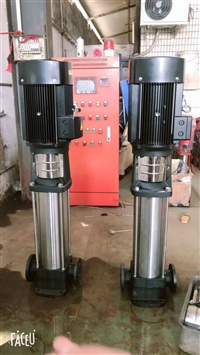 304材质不锈钢轻型多级离心泵