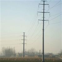 钢杆价格 21米输电10KV电力钢杆价格