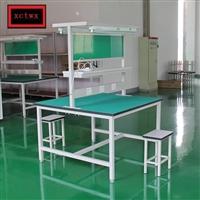 电子组装生产线防静电工作台 工艺品包装台 打包测试台