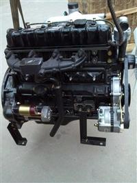 潍坊华恒490P柴油机带离合器破碎机专用