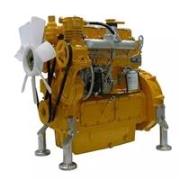 潍坊华杰R6105ZP柴油机带离合器抽沙船专用